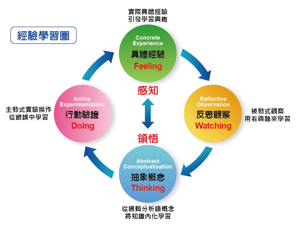 經驗學習圈 Experiential Learning Cycle